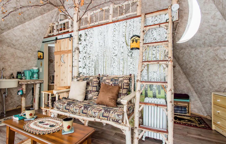 Hensonville, NY Catskill Domeo airbnb