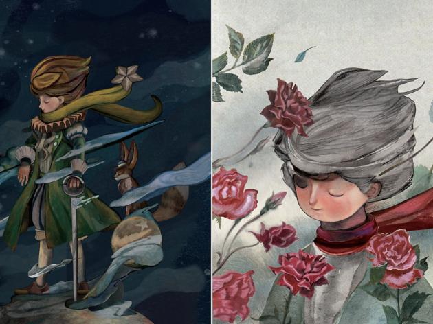 Le Petit Prince – Le Havre by Steven Choi