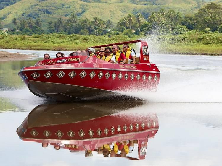 Day Three: Sigatoka River Safari