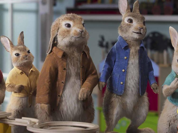 Petter Rabbit 2: Conejo en fuga