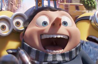 La infancia de Gru ya no será un misterio en esta secuela de Minions