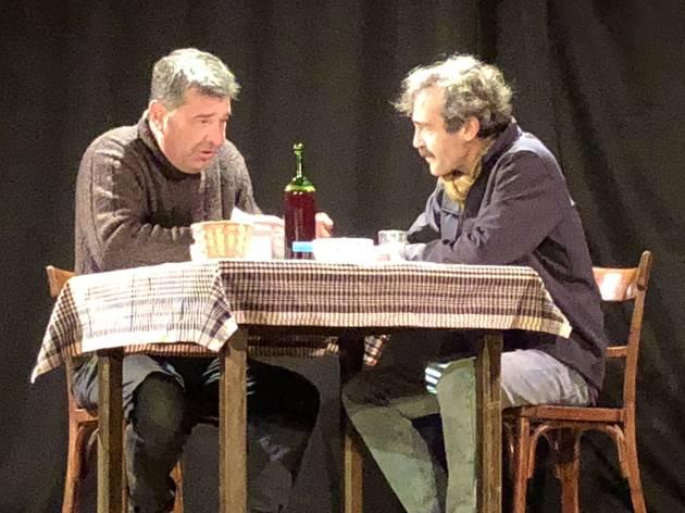 'Perduts' de Ramon Madaula, amb Joan Coromina i Òscar Intente
