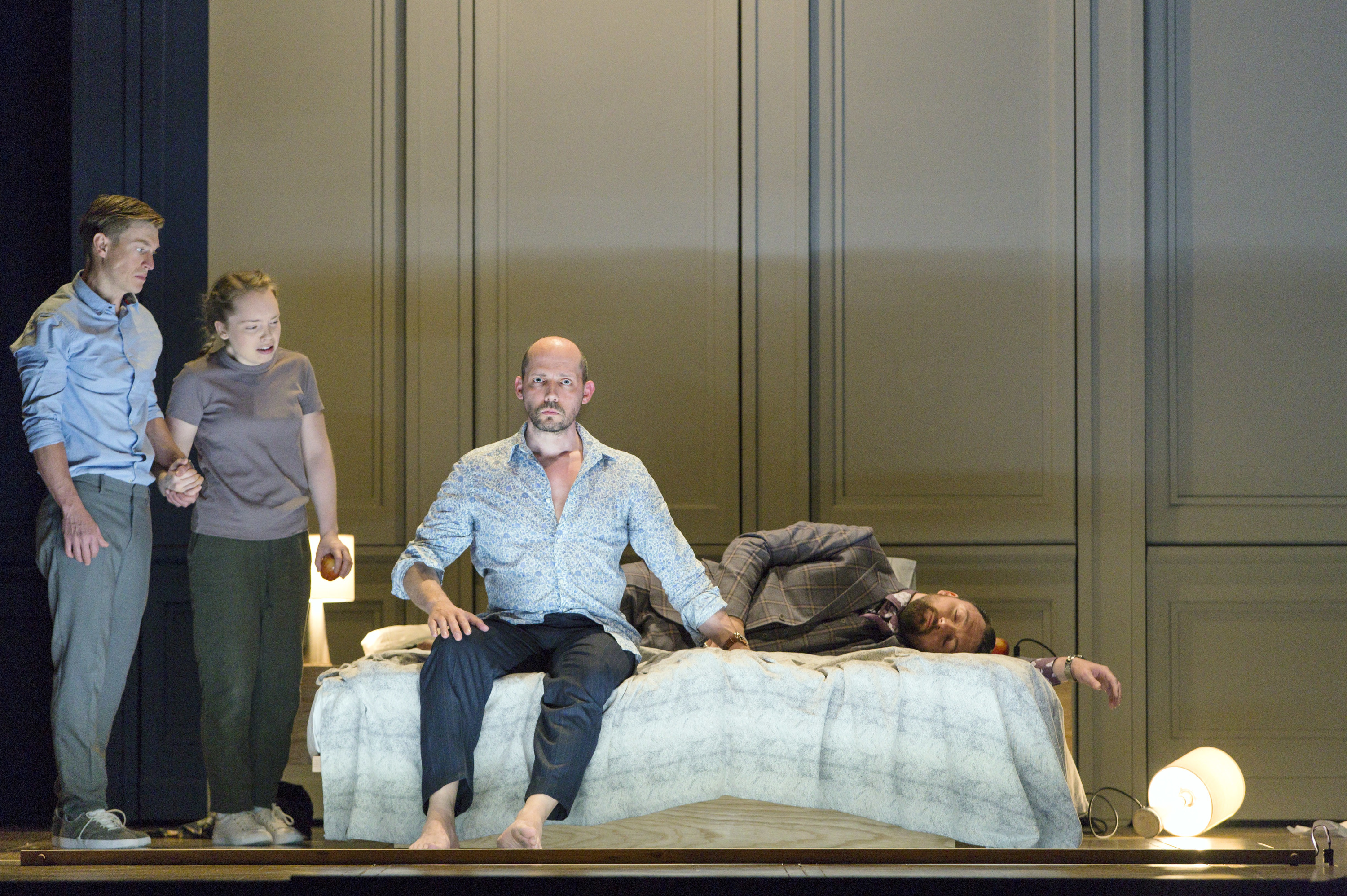 ROYAL OPERA - LESSONS IN LOVE AND VIOLENCE 2018