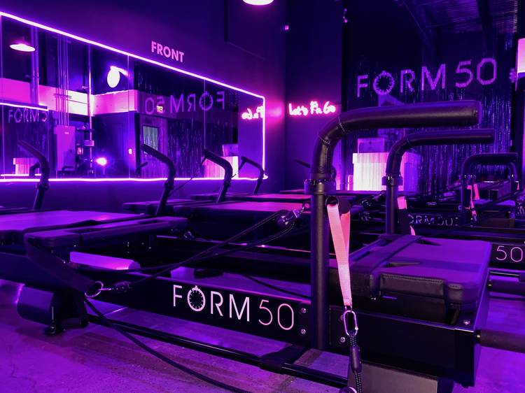 Form50 Fitness Miami