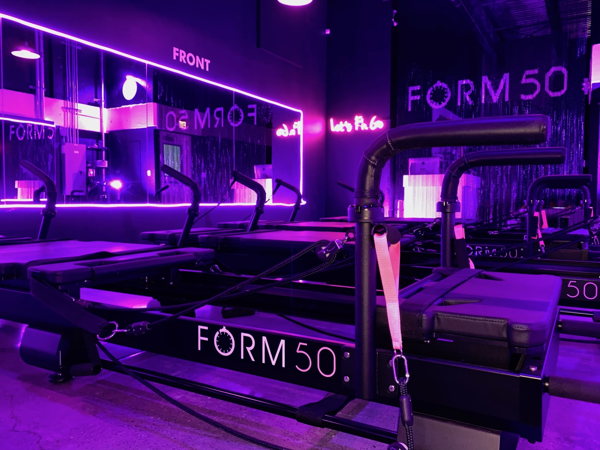 Form 50 Fitness Miami