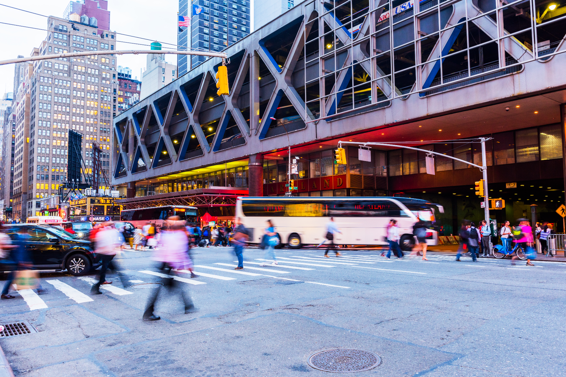 It's finally happening—New York is replacing the Port Authority Bus Terminal