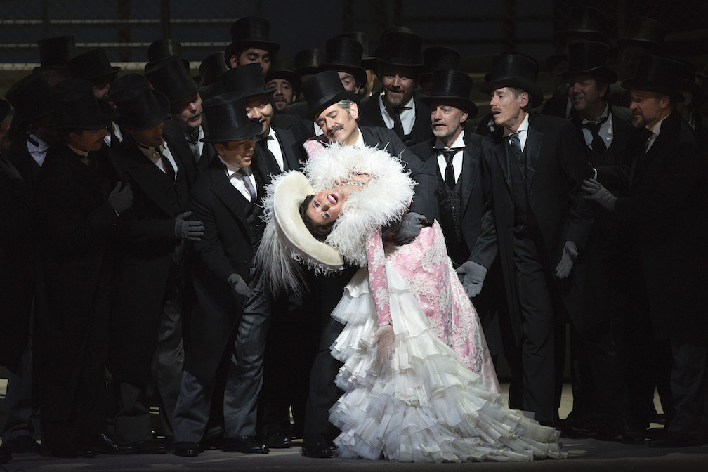 The Met is streaming free operas every night
