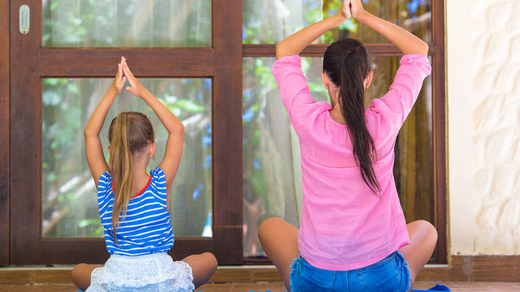 Yoga for Little Ones