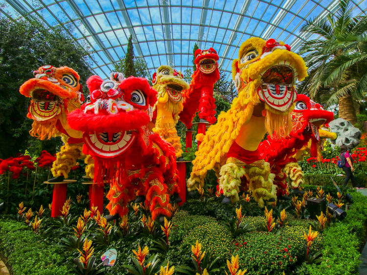 The best Chinese New Year events in Singapore