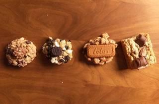 Postres y galletas a domicilio. De aquí a la luna