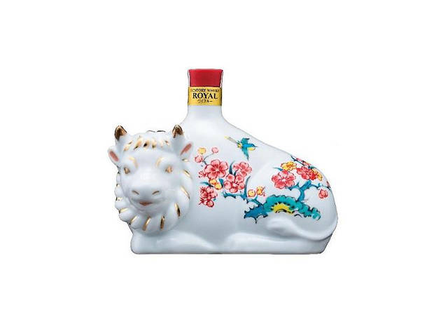 Suntory Whisky Royal Ox Ceramic 2021