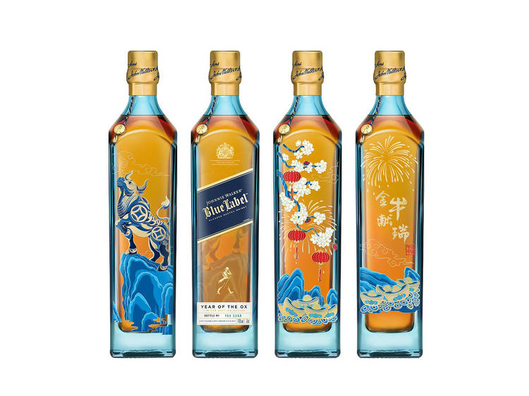 Johnnie Walker Blue Label Year of the Ox