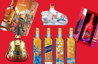 Chinese New Year 2021 spirits