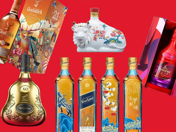 Limited-edition spirits to celebrate Chinese New Year 2021