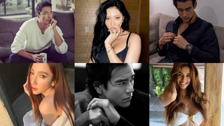 Sexiest Asian stars to follow on Instagram right now