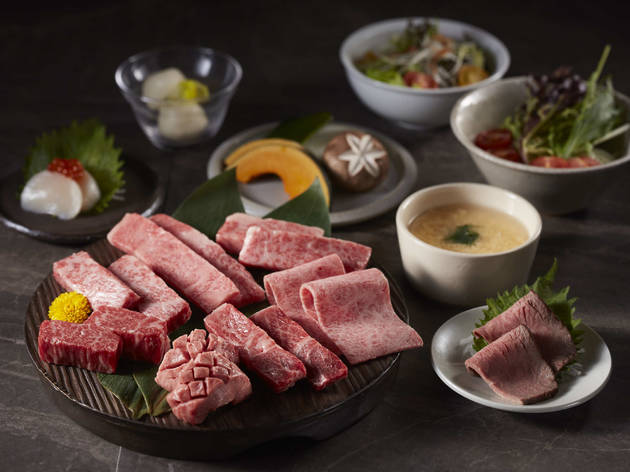 日本神戶過江龍香港燒肉石田屋$158起歎靚和牛