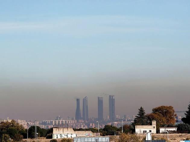 Madrid es la ciudad europea donde más gente muere por la contaminación