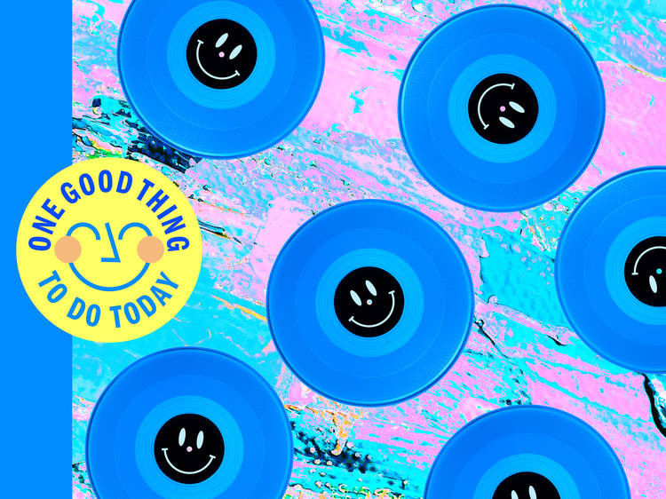 Listen to Time Out's playlist of 14 uplifting bangers