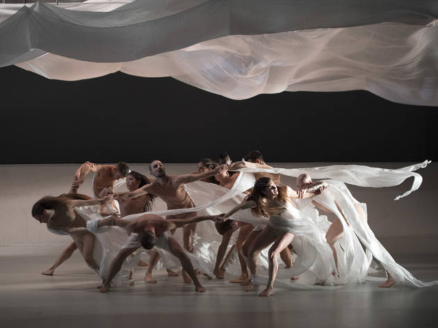 Espectacle de dansa 'Solstice' de Blanca Li
