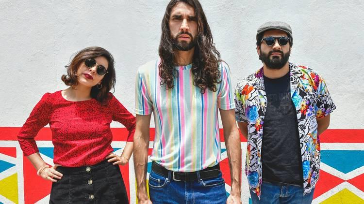 Hip Hip, la nueva banda de la Ciudad de México