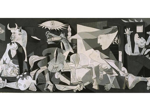 Pablo Picasso, La Guernica, 1937