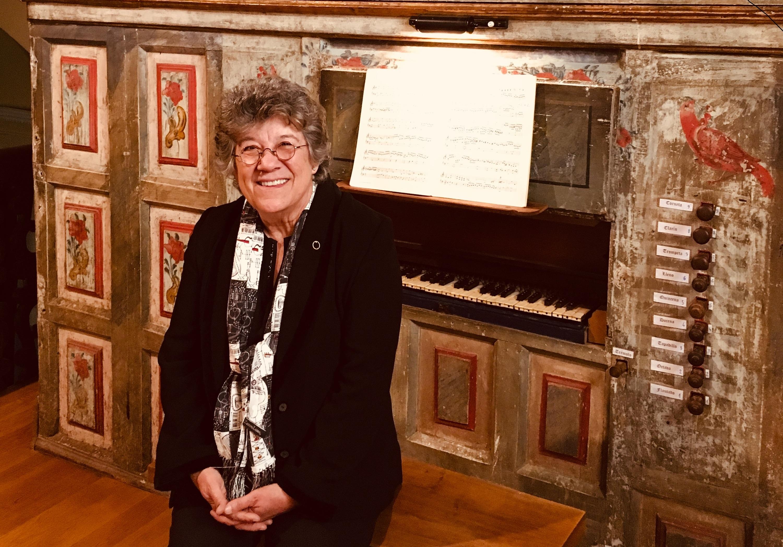 L'organista Loreto F. Imaz actua a Barcelona
