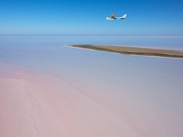 Kati Thanda-Lake Eyre National Park, Wrightsair Scenic Flight