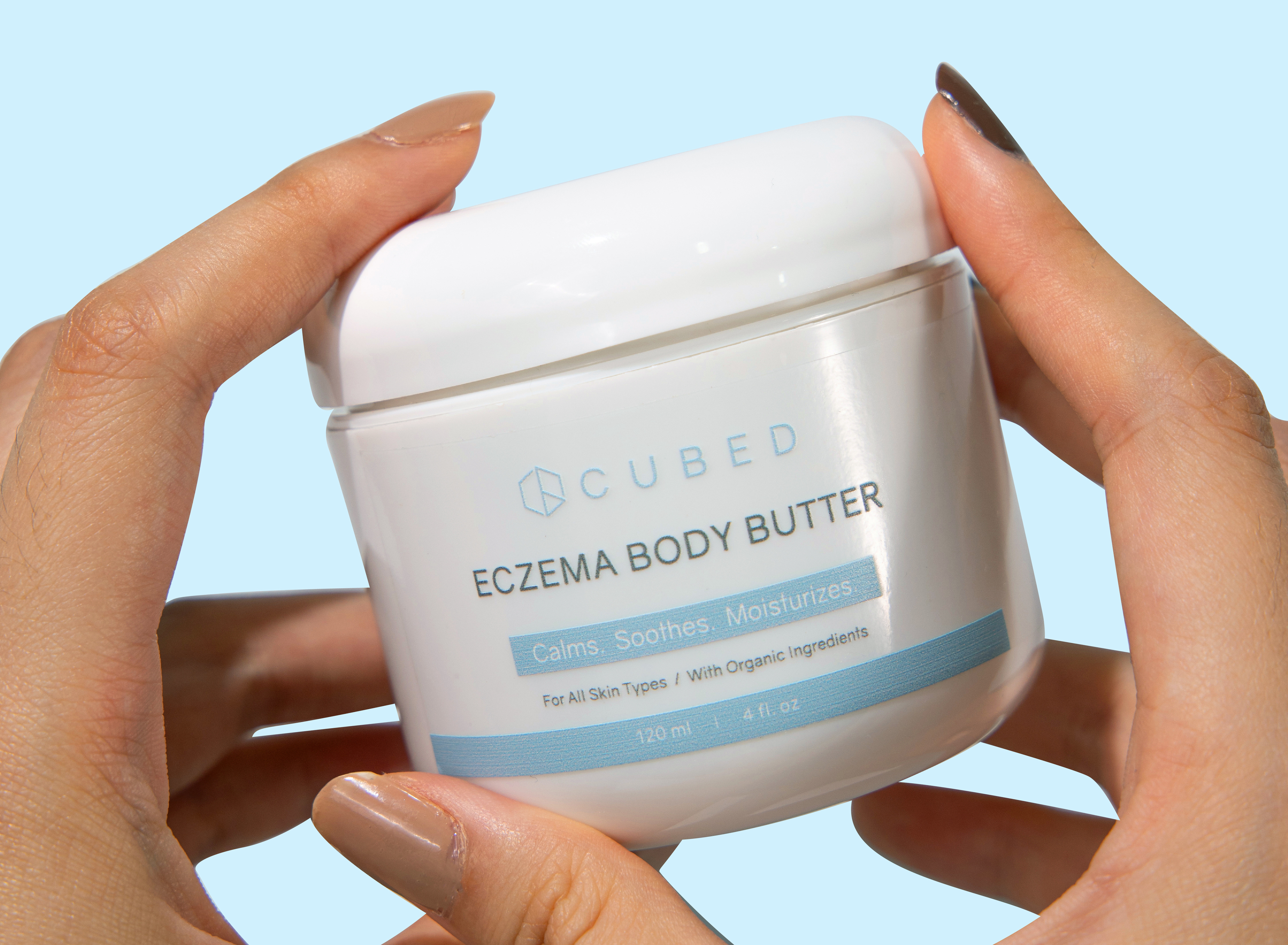 Cubed Relief Body Butter
