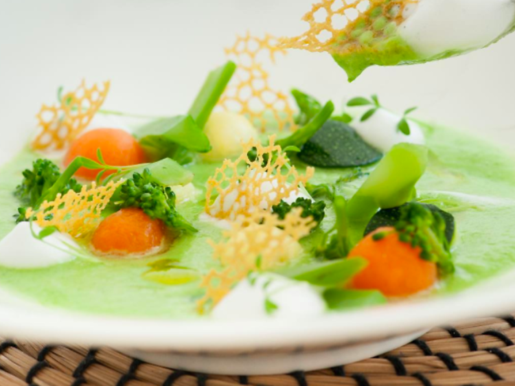 France has its first ever Michelin-starred vegan restaurant