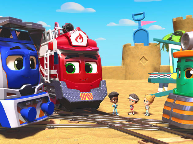 Mighty Express: Temporada 2