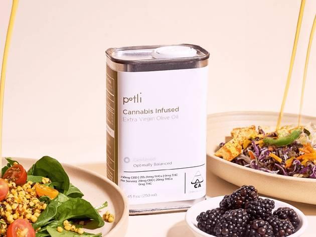 Potli olive oil