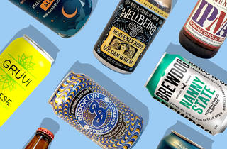 Non alcoholic beer main image collage