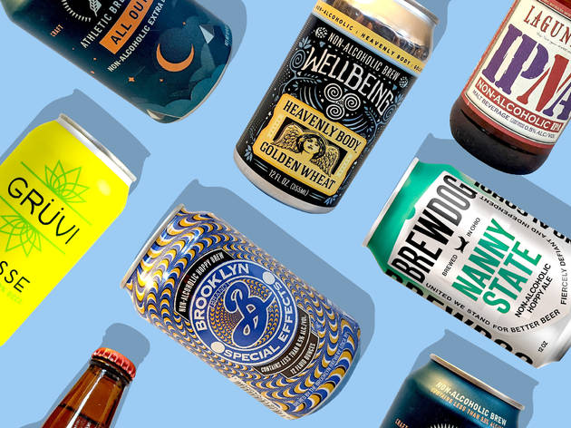 7 non-alcoholic craft beers that don't sacrifice flavor