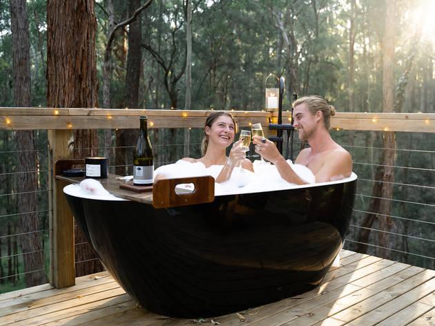 Kookaburra Ridge bathtub