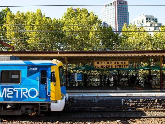 Public transport fares in Melbourne are being slashed