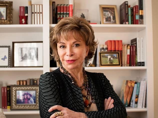 Isabel Allende, AAW