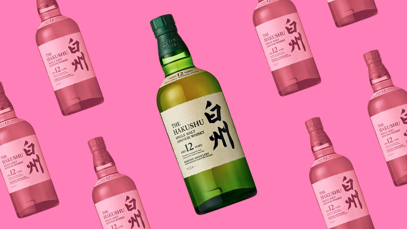 Suntory single malt whisky Hakushu 12 Year returns after it was discontinued two years ago