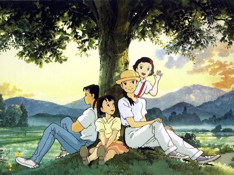 おもひでぽろぽろ(1991年/平成3年)