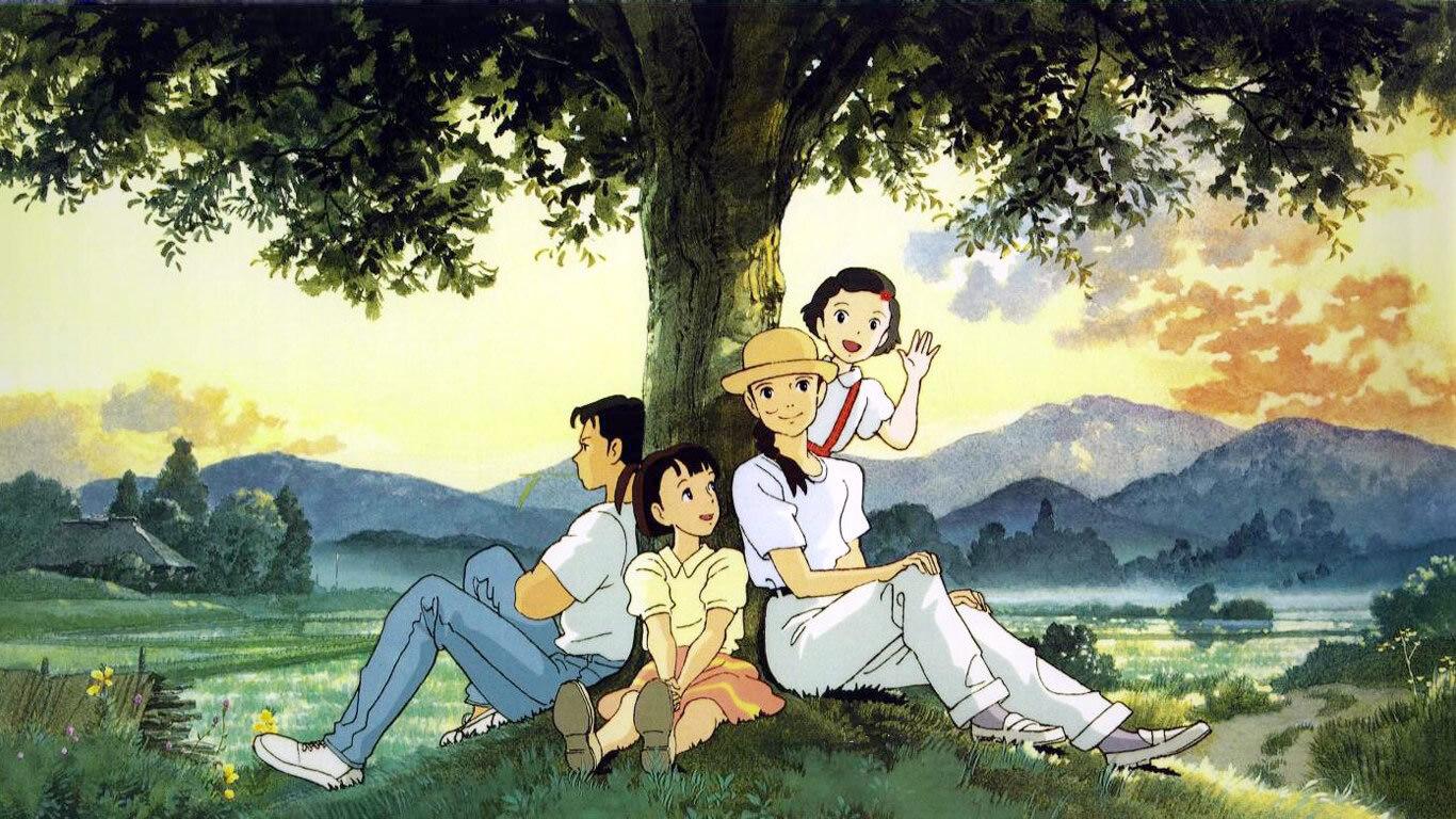 Photo: IMDb – Only Yesterday (1991)