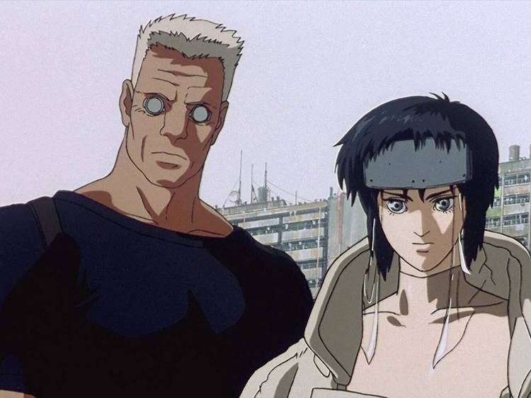 GHOST IN THE SHELL  攻殻機動隊(1995年/平成7年)
