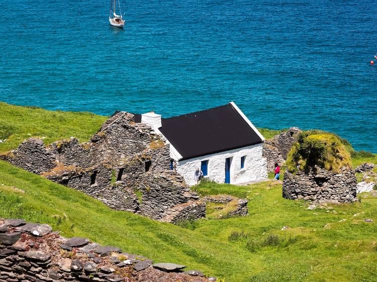 Fancy an escape? A remote Irish island is hiring caretakers