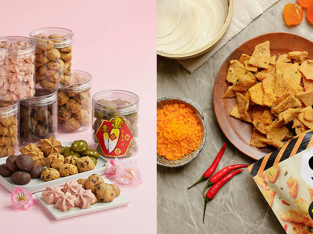 The best places to get Chinese New Year snacks in Singapore