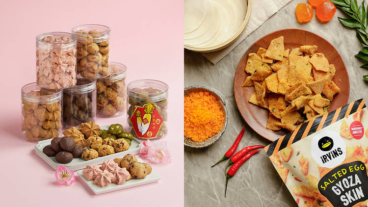 CNY snacks 2021