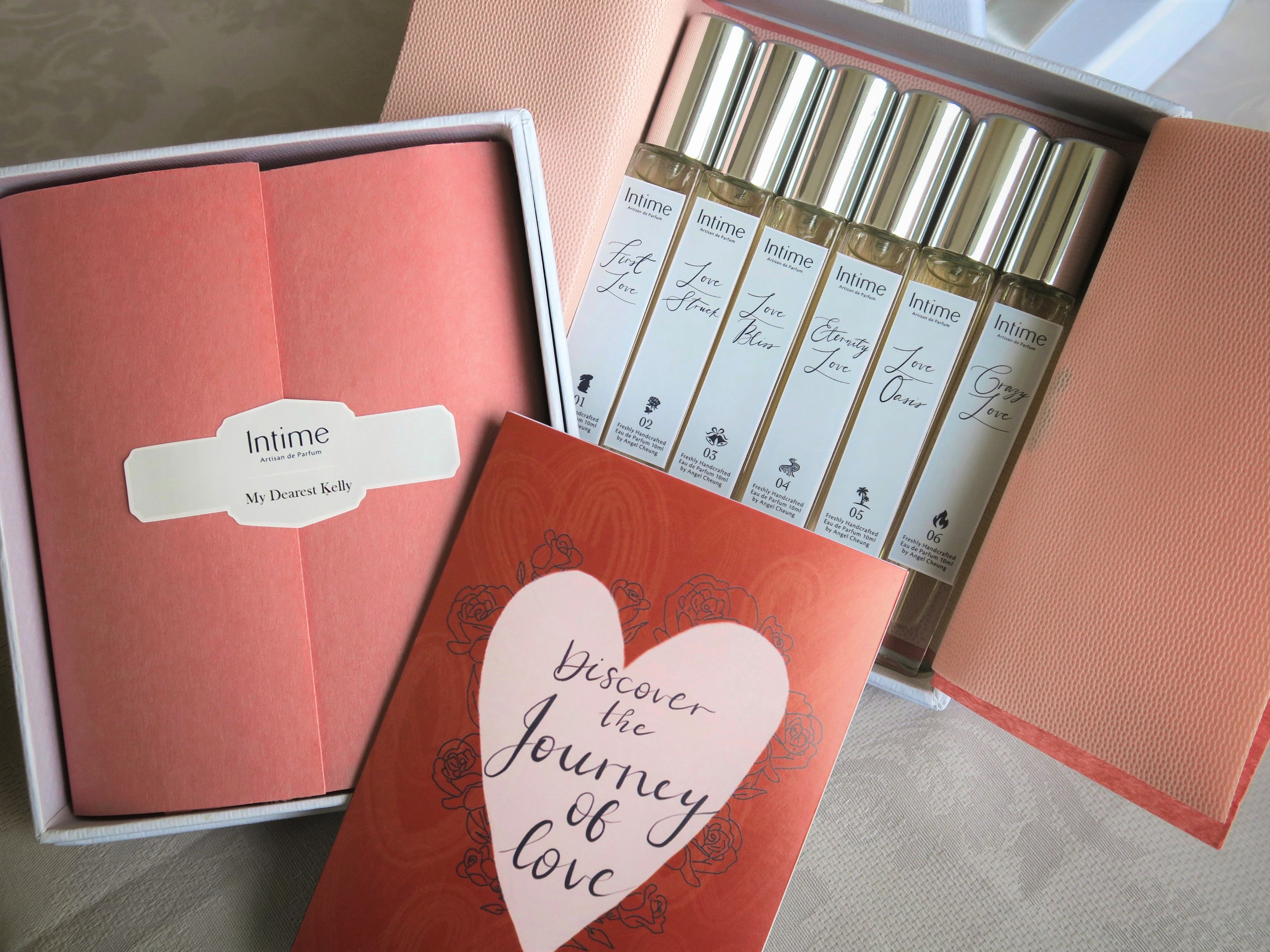 Intime's Love Collection