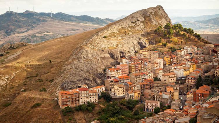 Troina, Sicily
