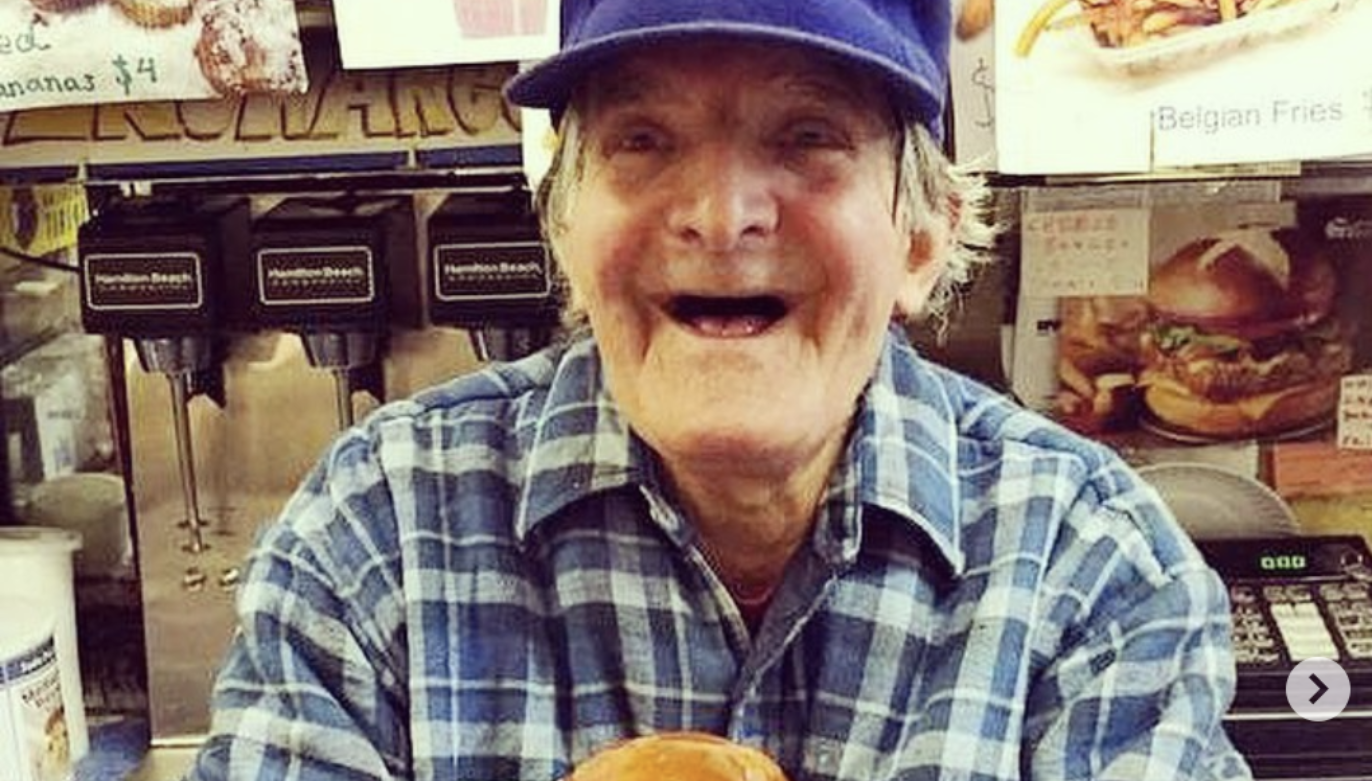 You can wish Ray of Ray's Candy Store a happy 88th birthday online right now