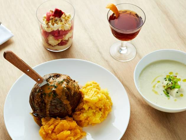 Burns Night feasts to enjoy at home from London restaurants flying the Scottish flag