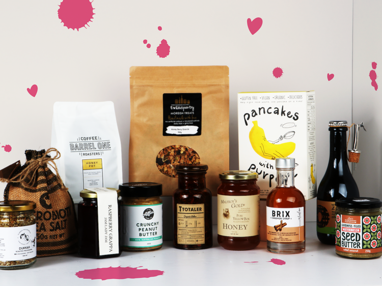 Win a Valentine's Day breakfast-in-bed hamper for you and your squeeze