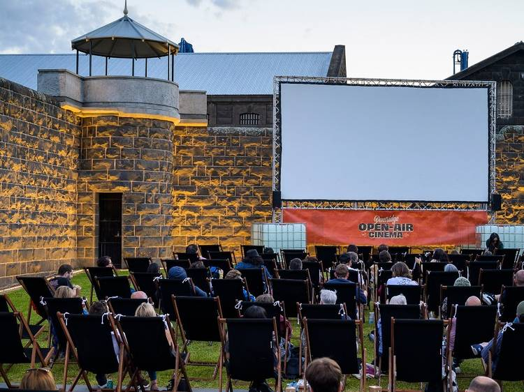 Spend date night at these great outdoor cinemas