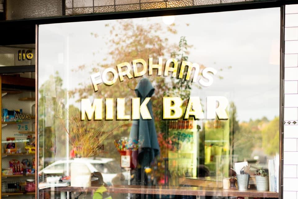 Fordhams Milk Bar